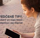 4 osvedčené tipy, ako ušetriť pri kúpe liekov a vitamínov cez internet
