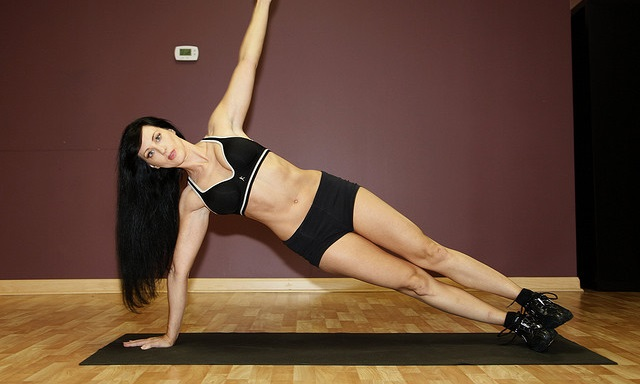 Prečo je cvičenie s vlastnou váhou obľúbené